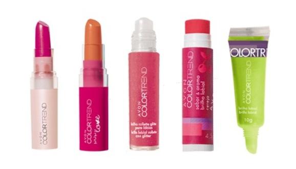 478145 Linha de maquiagem Color Trend Avon Linha de maquiagem Color Trend Avon