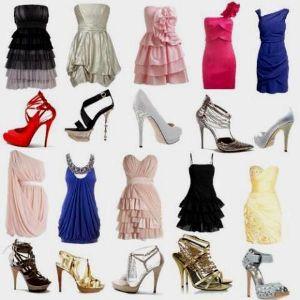 478527 A discrição e o exagero com cautela devem ser considerados na hora de combinar o look Cópia Vestido e sandália de festa: como combinar, dicas
