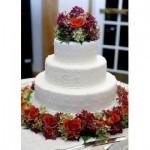 478570 Bolos decorados com flores 04 150x150 Bolos decorados com flores: fotos