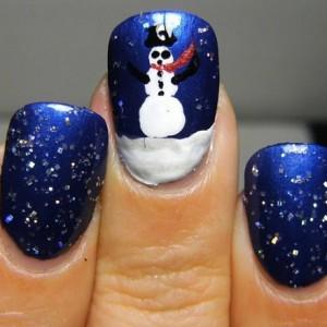 478905 unhas decoradas para o natal passo a passo 300x300 Unhas decoradas para o Natal, passo a passo