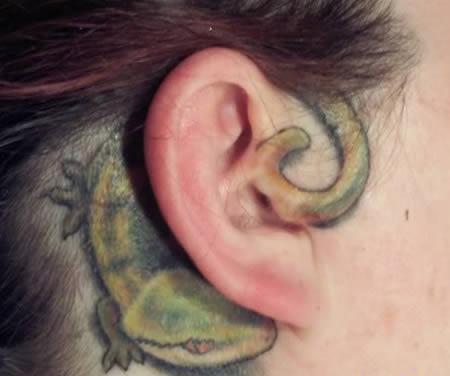 479078 Tatuagens atr%C3%A1s da orelha fotos 03 Tatuagens atrás da orelha: fotos