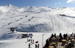 Temporada de esqui em Santiago, Chile 2012