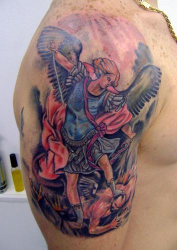 479613 Tatuagem de anjo fotos 20 Tatuagem de anjo: fotos