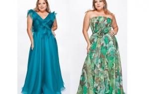 Vestidos Para Madrinhas Plus Size 2012 – Modelos