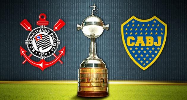 479689 corinthians boca juniors final 640x360 fox Corinthians enfrenta hoje Boca Juniors pela final da Libertadores