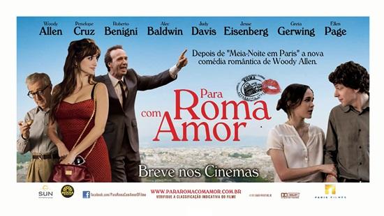 480251 Para Roma Com Amor 3 Filme Para Roma Com Amor: sinopse, elenco, fotos