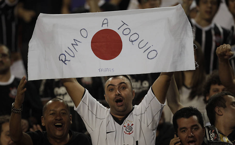 Corinthians campeão libertadores 2012   Invicto