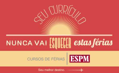 480568 cursos de ferias espm rj 2012 2 Cursos de férias ESPM RJ 2012