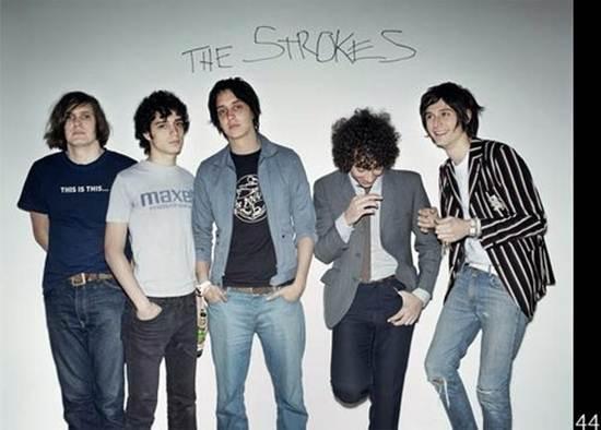 480748 Novo %C3%A1lbum da banda Strokes 2 Novo álbum da banda Strokes