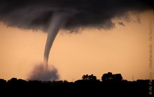 Tornados e furacões: fotos
