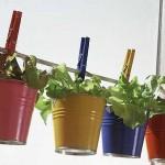 480795 vasinhos 150x150 Decorar jardins: ideias diferentes, fotos