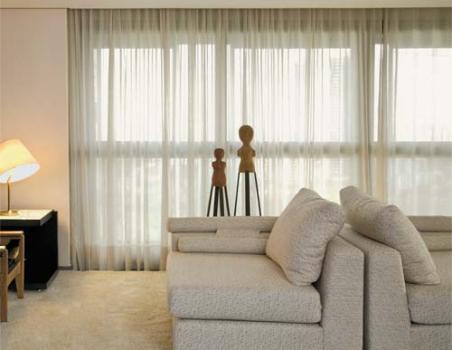 480805 Tecido da cortina como escolher 1 Tecido da cortina, como escolher