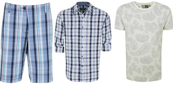 480934 A moda masculina vem com força total Coleção Renner verão 2012 2013