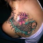 480951 Tatuagem de flor de lótus fotos 17 150x150 Tatuagem de flor de lótus: fotos