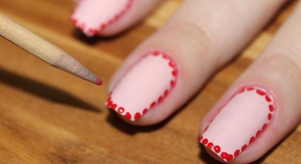 481228 Unhas border nails como fazer2 Unhas border nails: como fazer