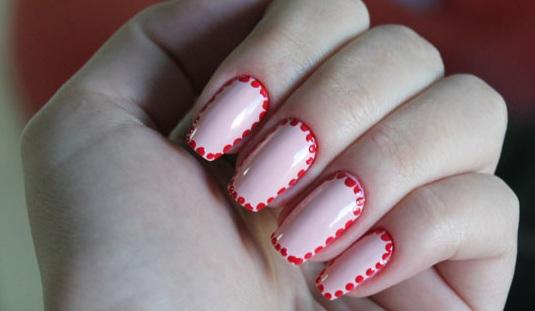 481228 Unhas border nails como fazer3 Unhas border nails: como fazer
