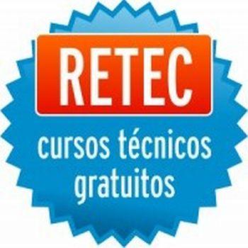 481348 cursos tecnicos gratuitos retec 2012 Cursos técnicos gratuitos RETEC 2012