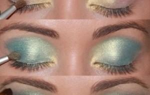 Maquiagem com sombra cintilante: como fazer, passo a passo