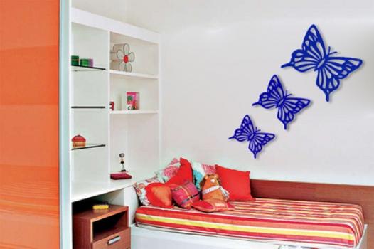 481648 Esculturas de parede na decoração dicas fotos 7 Esculturas de parede na decoração: dicas, fotos