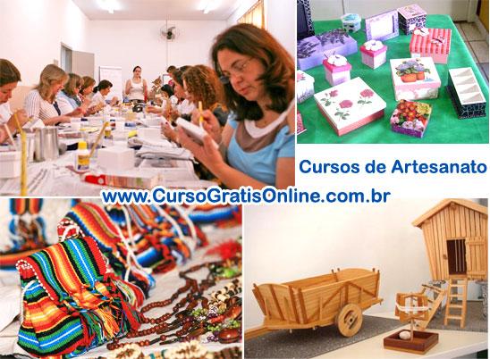 482100 Aulas de Artesanato Online Gr%C3%A1tis 3 Aulas de Artesanato Online Grátis