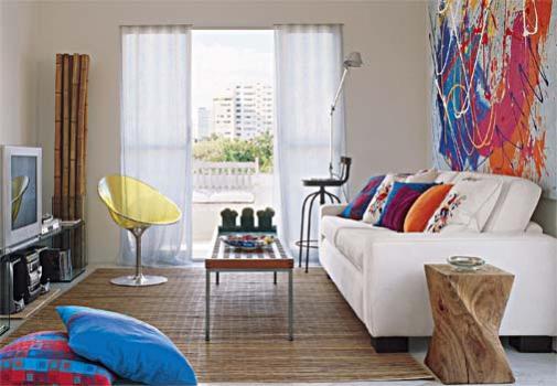 482581 Salas decoradas simples 3 Salas decoradas simples
