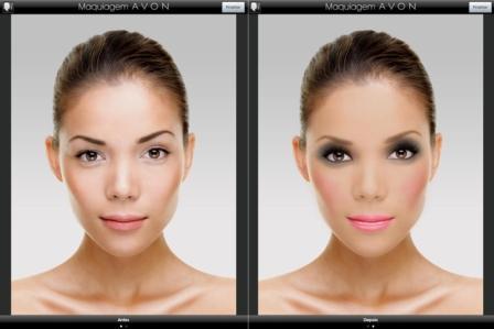 482763 simulador maquiagem 1 Simulador de maquiagem Avon: como usar
