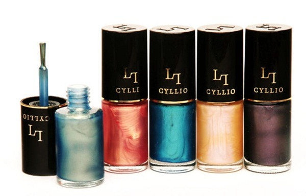 482775 CYLLIO Coleção de esmaltes Cyllio: 80 opções de cores
