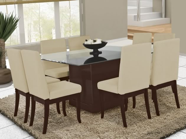 482788 Cadeiras para a sala de jantar 2 Cadeiras para a sala de jantar: como escolher