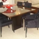 482788 cadeiras para sala de jantar 4 150x150 Cadeiras para a sala de jantar: como escolher