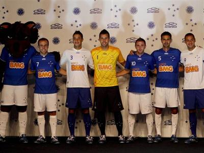 483097 Uniformes do Cruzeiro 2012 20132 Uniforme do Cruzeiro 2012   2013