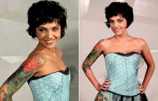 483243 Tatuagem Leticia Persiles Miriam Amor eterno amor Tatuagem Leticia Persiles, Miriam: Amor eterno amor