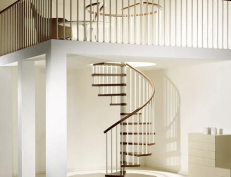 483388 Escada caracol modelos e fotos 12 Escada caracol: modelos e fotos