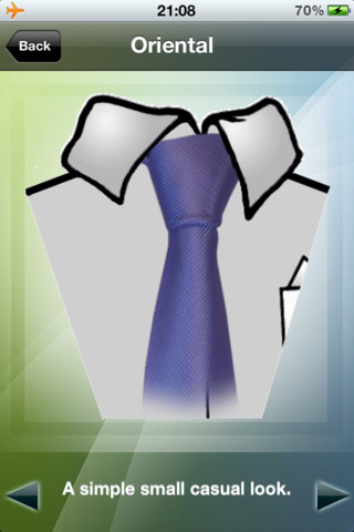 483473 app para dar no em gravata 2 App para dar nó em gravata