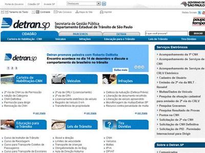 483574 Detran SP simulado online 20121 Detran SP, Simulado online 2012