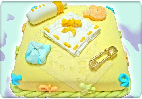 483782 Fotos de bolos para ch%C3%A1 de beb%C3%AA 01 Fotos de bolos para chá de bebê