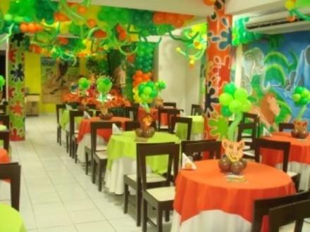 484132 Mesa de festa infantil como arrumar 3 Mesa de festa infantil: como arrumar