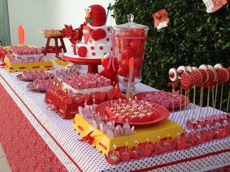 Mesa de festa infantil: como arrumar