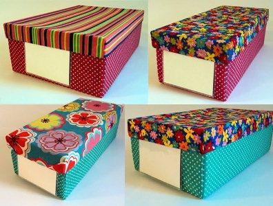 484275 Reutilizar caixas de sapatos ideias.5 Reutilizar caixas de sapato: ideias