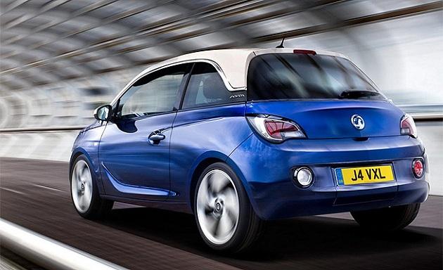 484438 06976341800 GM Opel Adam Lançamento, Preços, Fotos