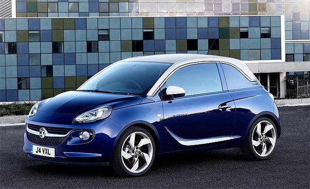 484438 06976341900 GM Opel Adam Lançamento, Preços, Fotos