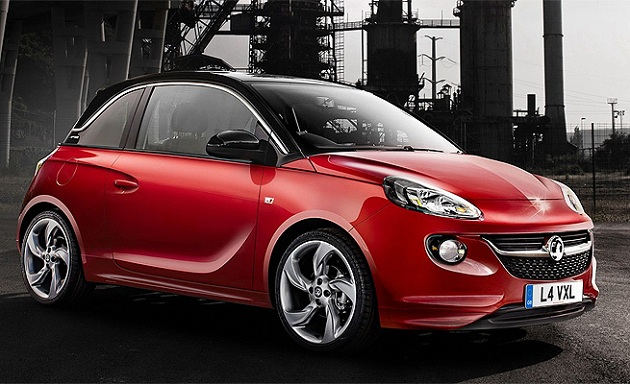 484438 06976342400 GM Opel Adam Lançamento, Preços, Fotos