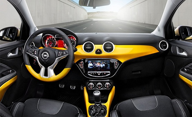 484438 06976346400 GM Opel Adam Lançamento, Preços, Fotos