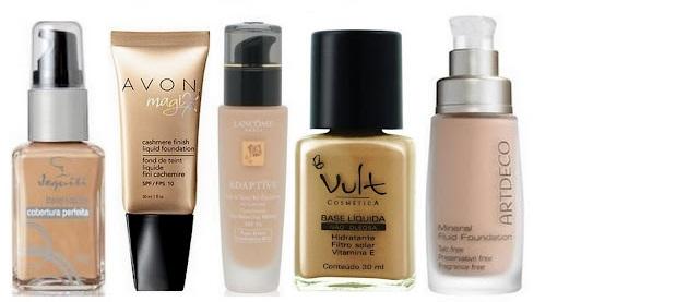 484723 Como escolher base para cada tipo de pele1 Como escolher base para cada tipo de pele