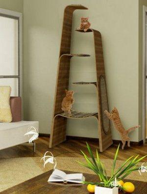 485739 Arranhador para gatos como escolher dicas.4 Arranhador para gatos: como escolher, dicas