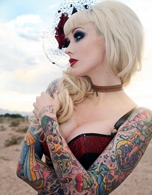 486031 Partes do corpo que menos dói fazer tatuagem.3 Partes do corpo que menos dói fazer tatuagem