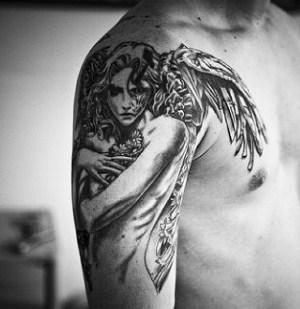 486031 Partes do corpo que menos dói fazer tatuagem.4 Partes do corpo que menos dói fazer tatuagem