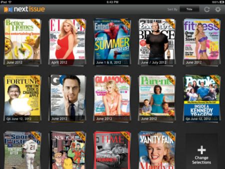 486064 next issues revistas para ipad Next Issue: revistas para Ipad