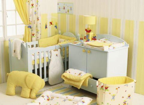 486111 Quarto de bebê unissex dicas fotos 14 Quarto de bebê unissex: dicas, fotos
