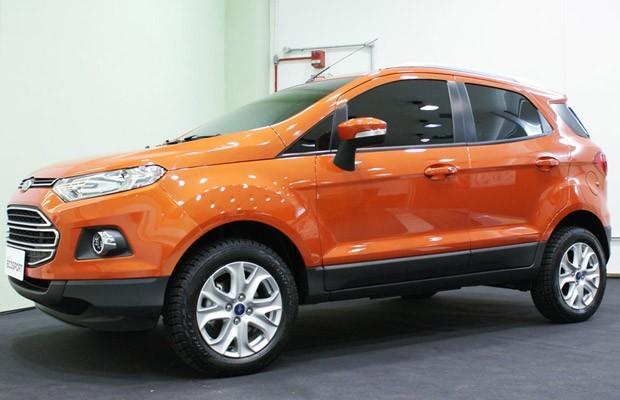 486471 02 Eco Novo EcoSport, Ford 2012: preços, fotos