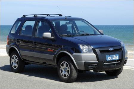 486471 03 Eco Novo EcoSport, Ford 2012: preços, fotos